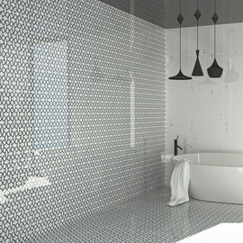 Керамогранит Tile Kraft Marmo Calacatta Decor