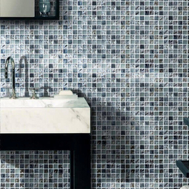 Мозаика Bars Crystal Mosaic Смеси цветов